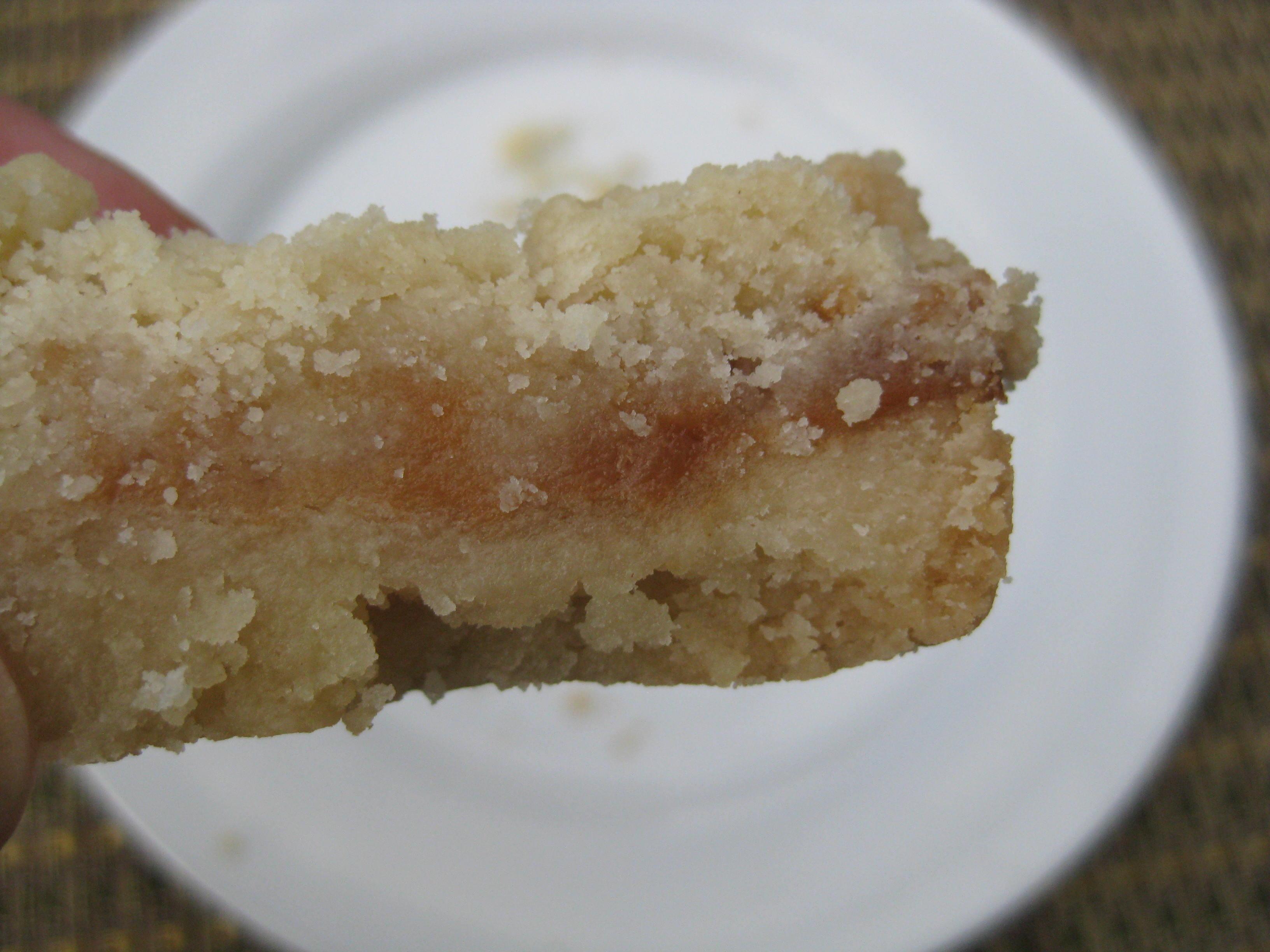 salted caramel bar