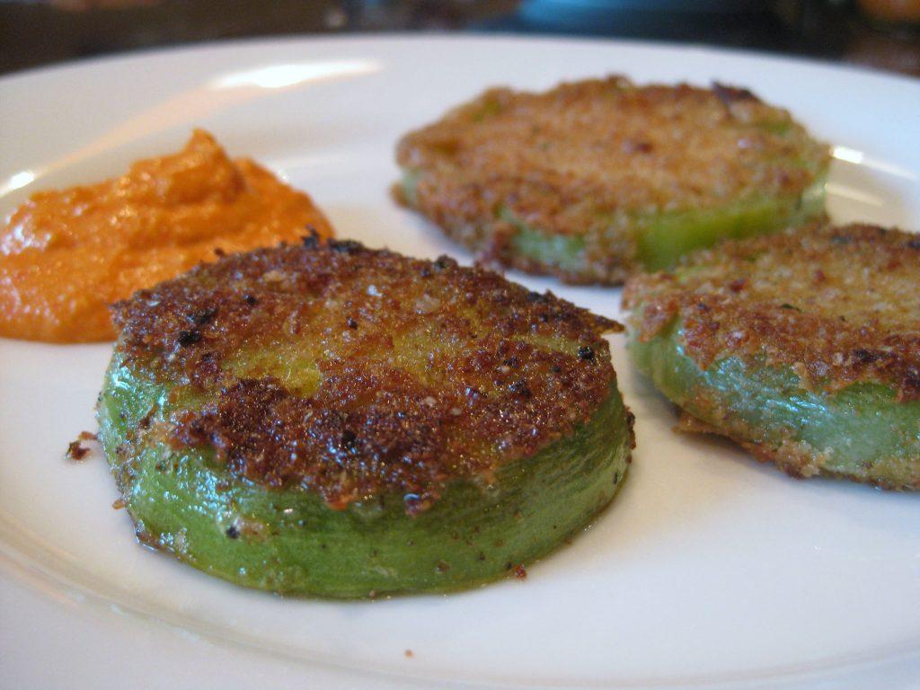 Fried Green Tomatoes | Jax House