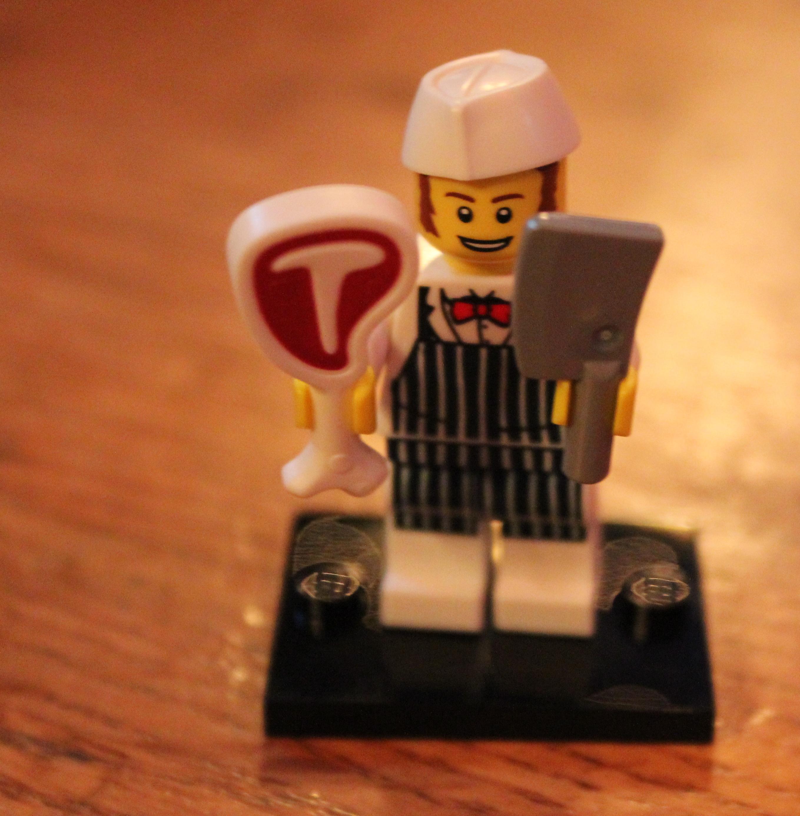 Lego Butcher