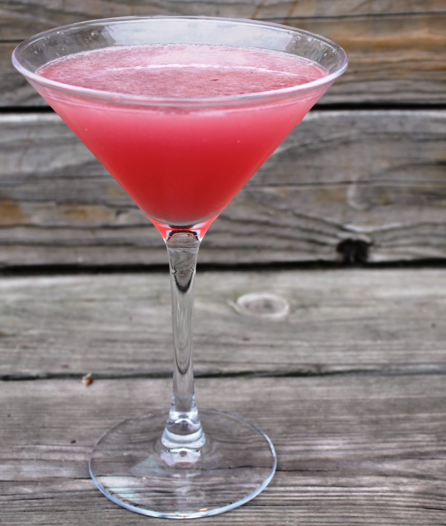 Lemongrass Cosmo