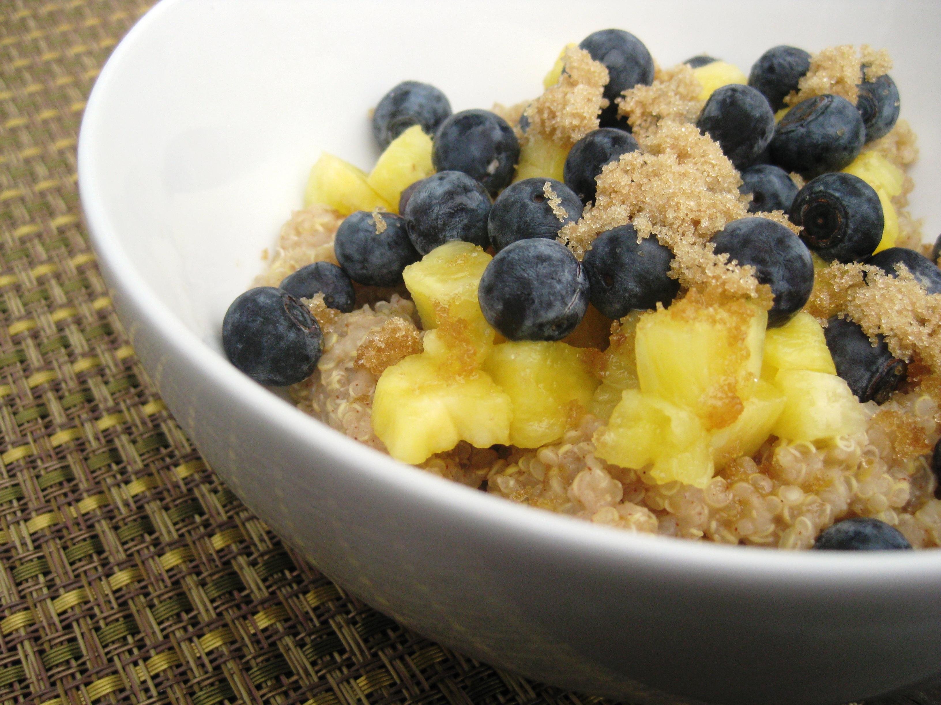 Breakfast Quinoa | Jax House