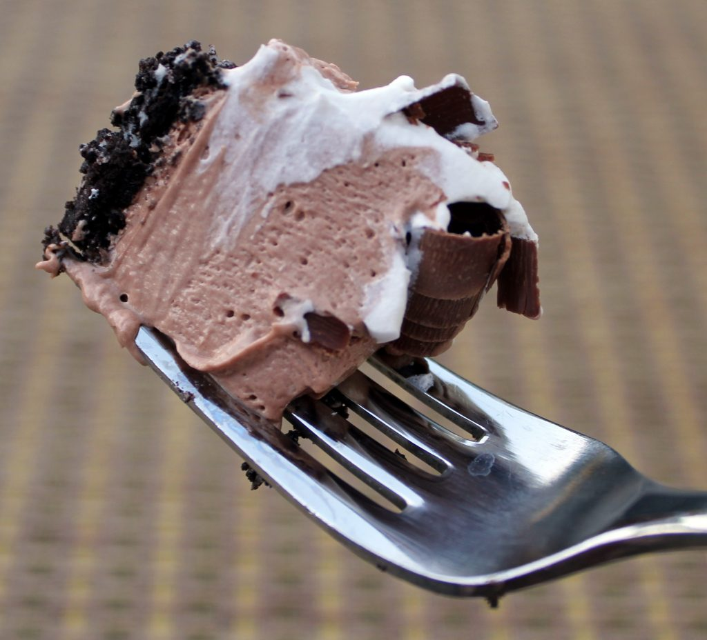 nutella pie bite