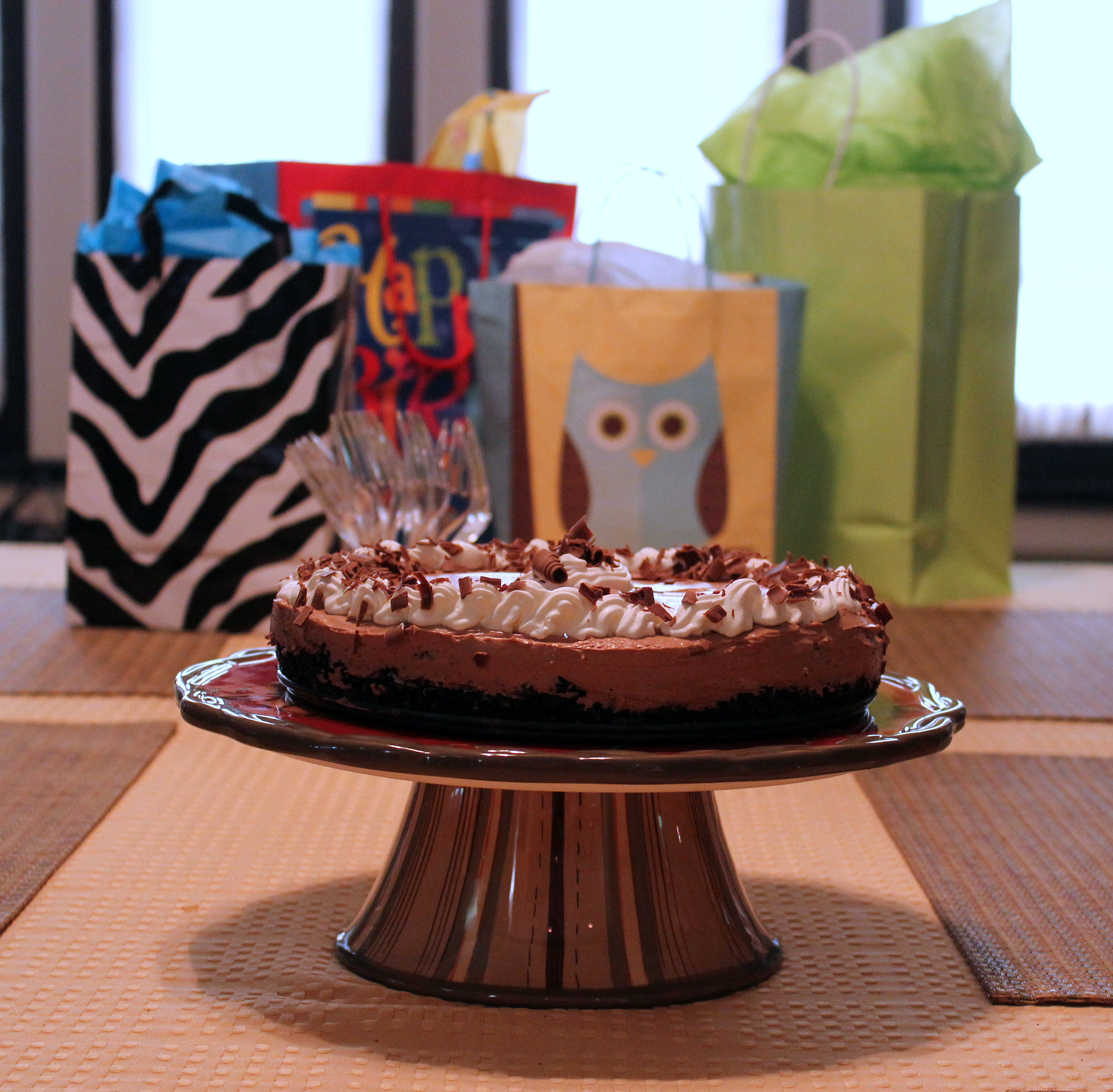 Nutella Pie with Oreo Crust Jax House