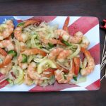 Happy 4th of July {Spicy Fennel Pickled Shrimp}