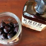Cherries? Bourbon. Bourbon? Cherries