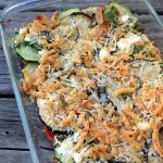 Meatless Monday {Eggplant, Zucchini and Tomato Casserole}
