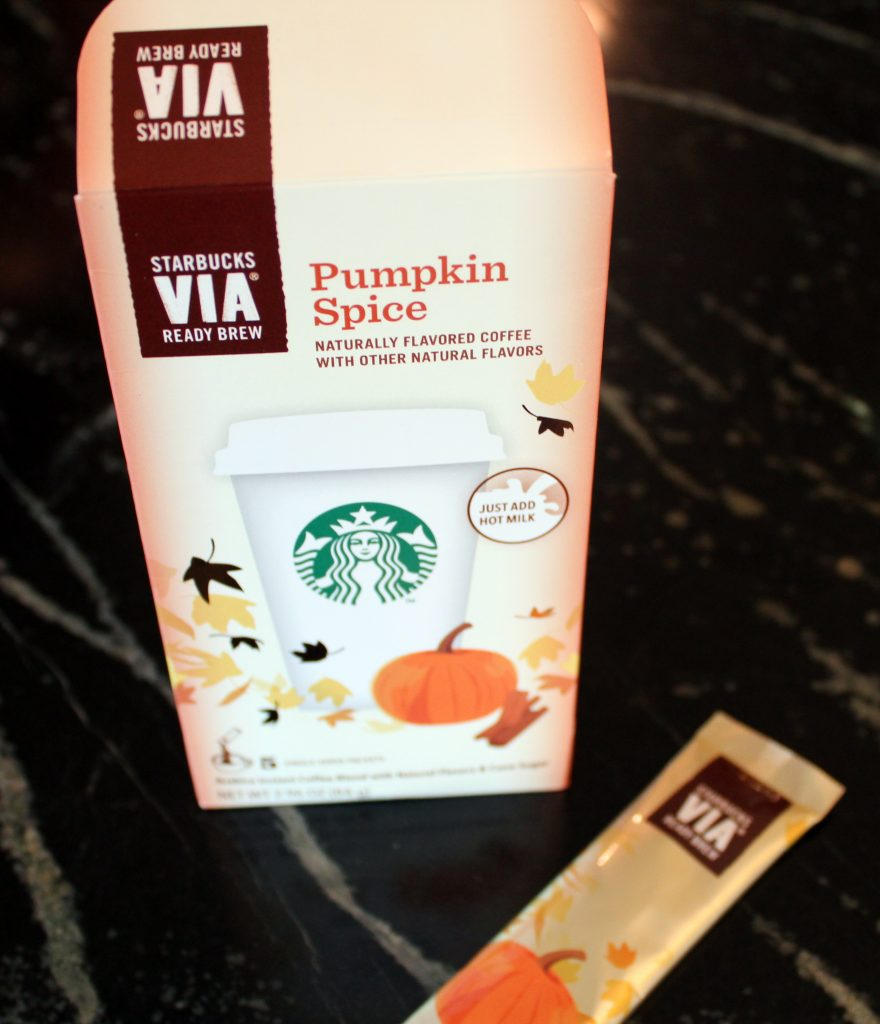 pumpkin spice starbucks