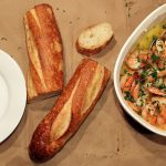 Saturday Night {Shrimp Scampi}
