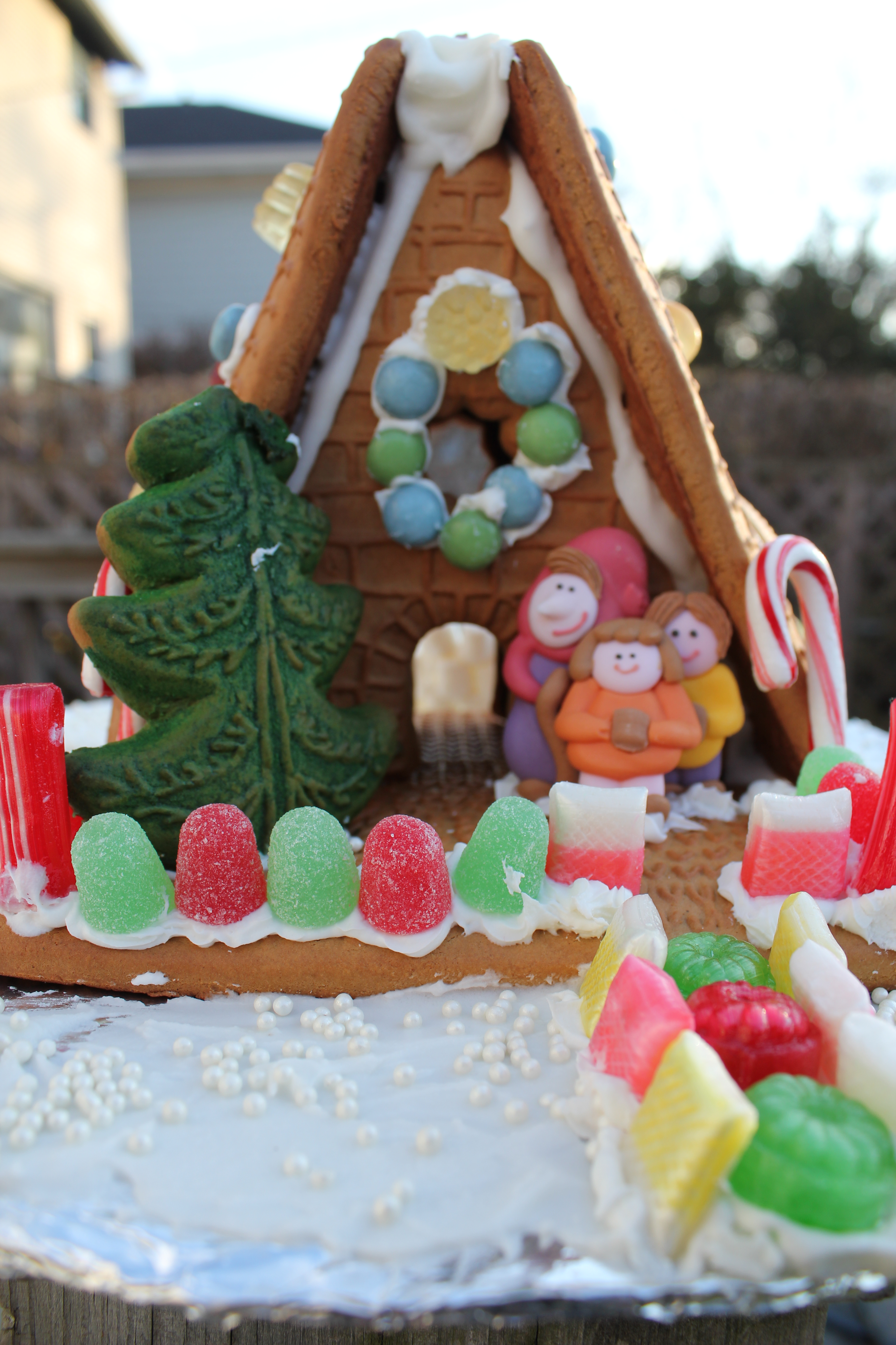 Holiday Gingerbread