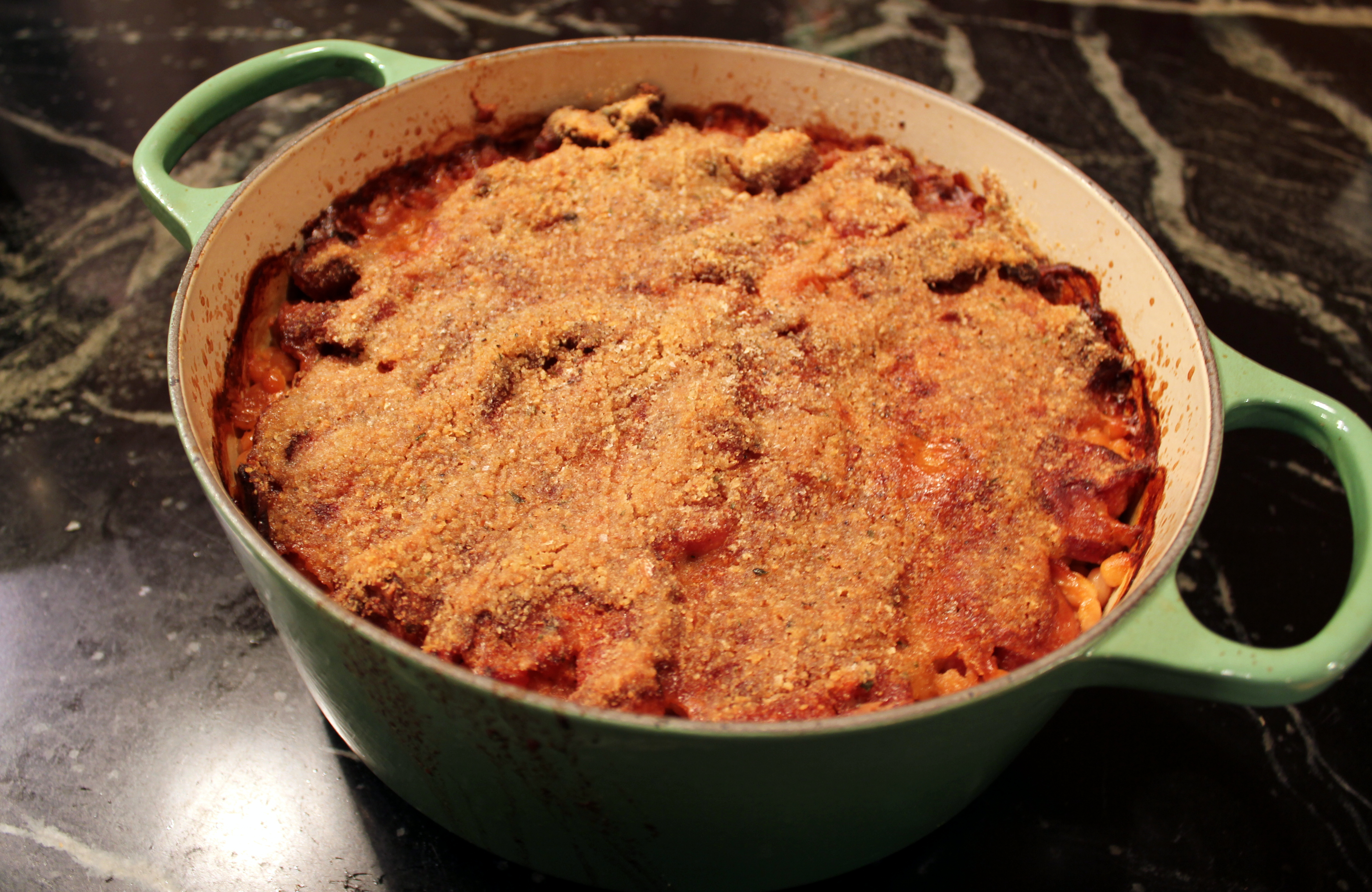 cassoulet cooked