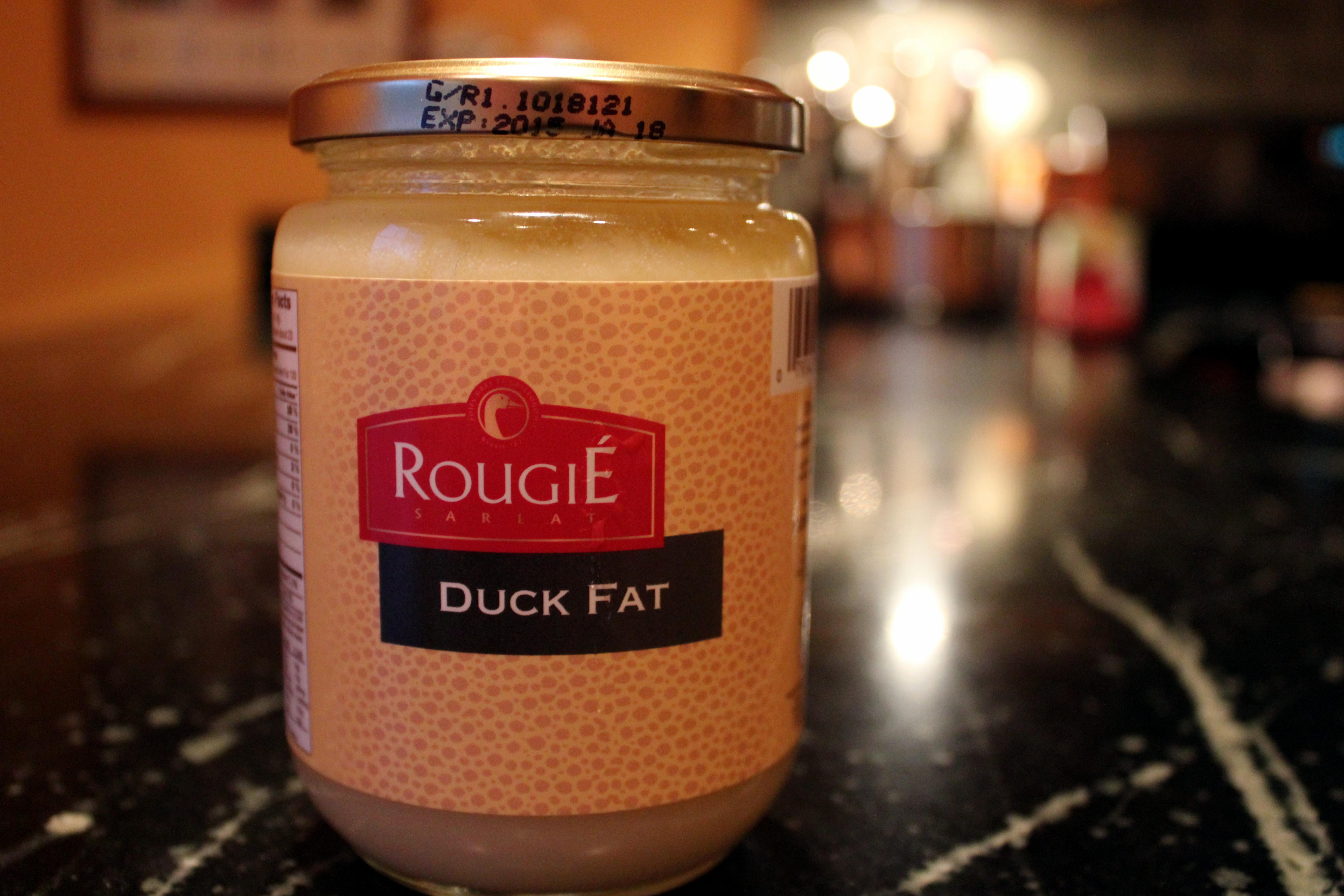 cassoulet duck fat