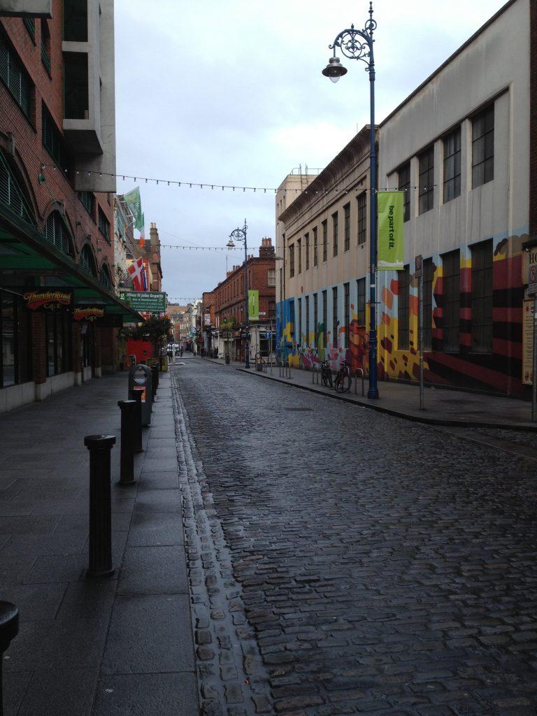Temple Bar Area
