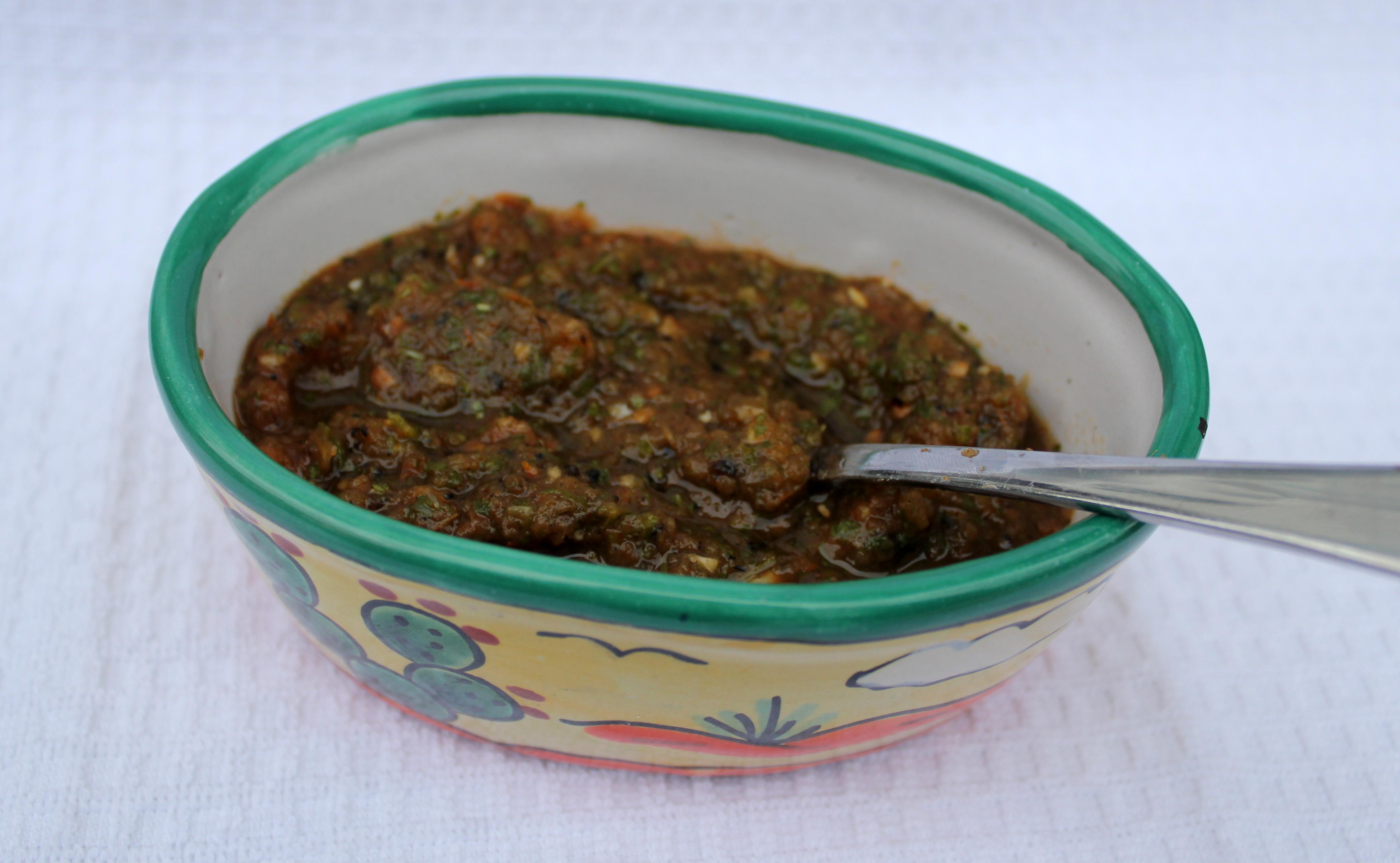 baja salsa