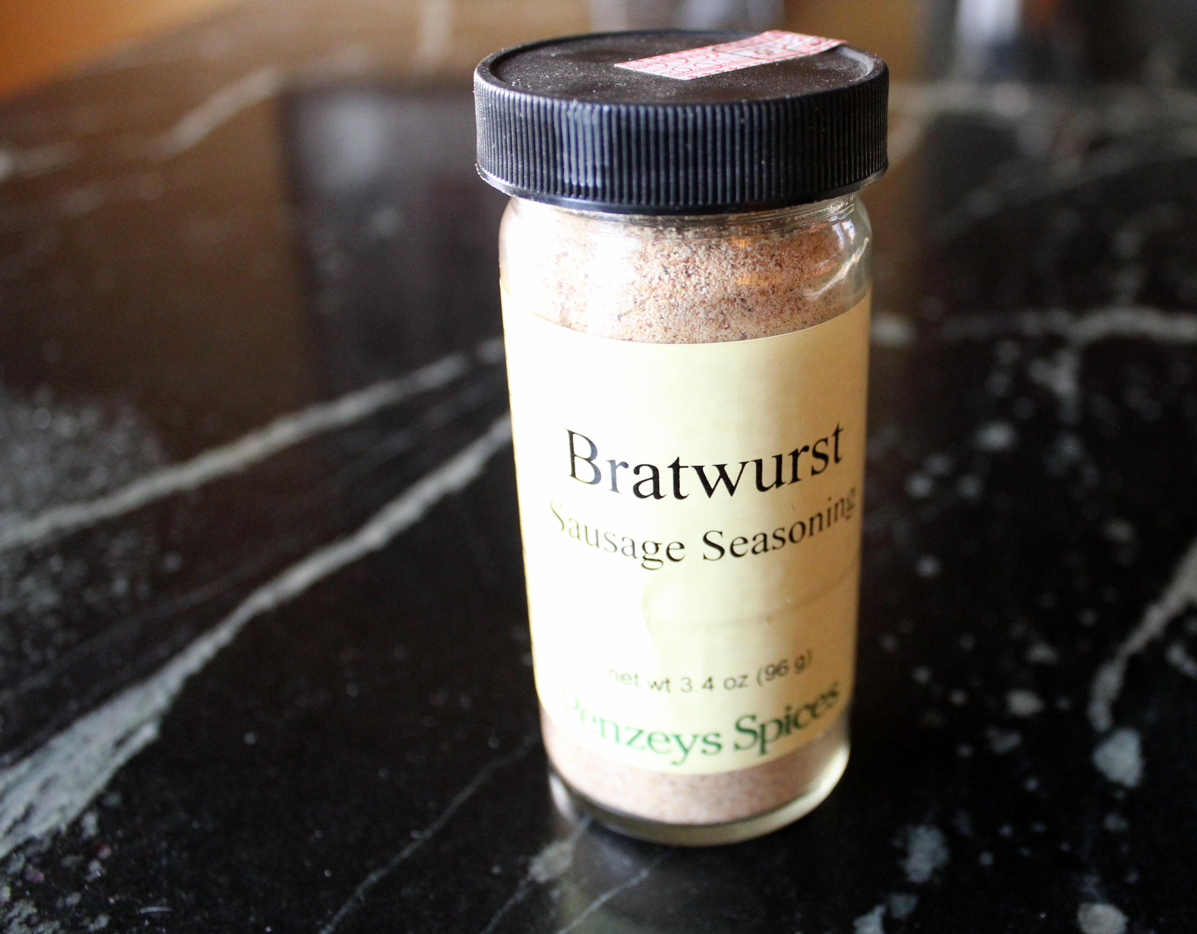 bratwurst seasoning