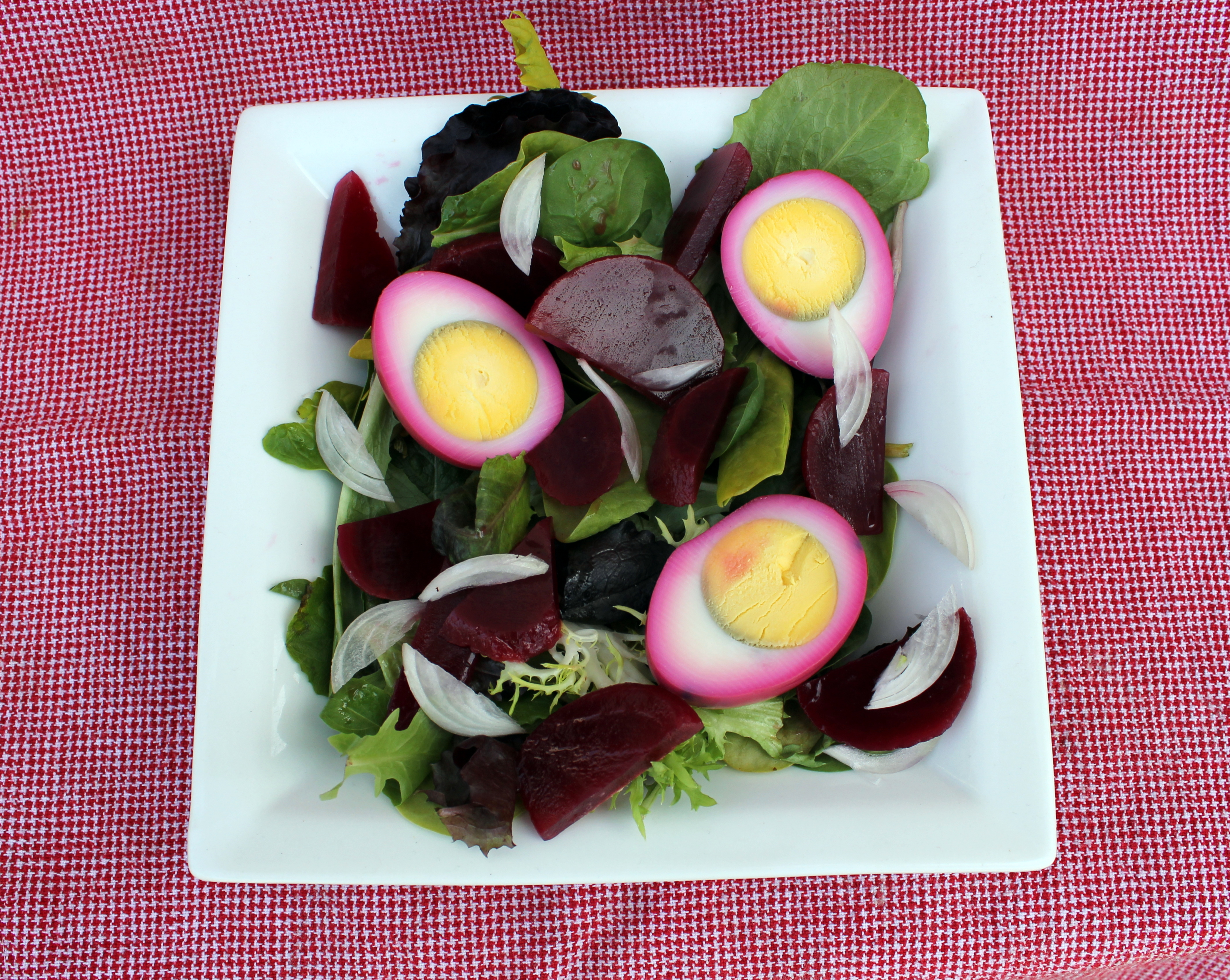 Pickled Eggs And Beets | Jax House