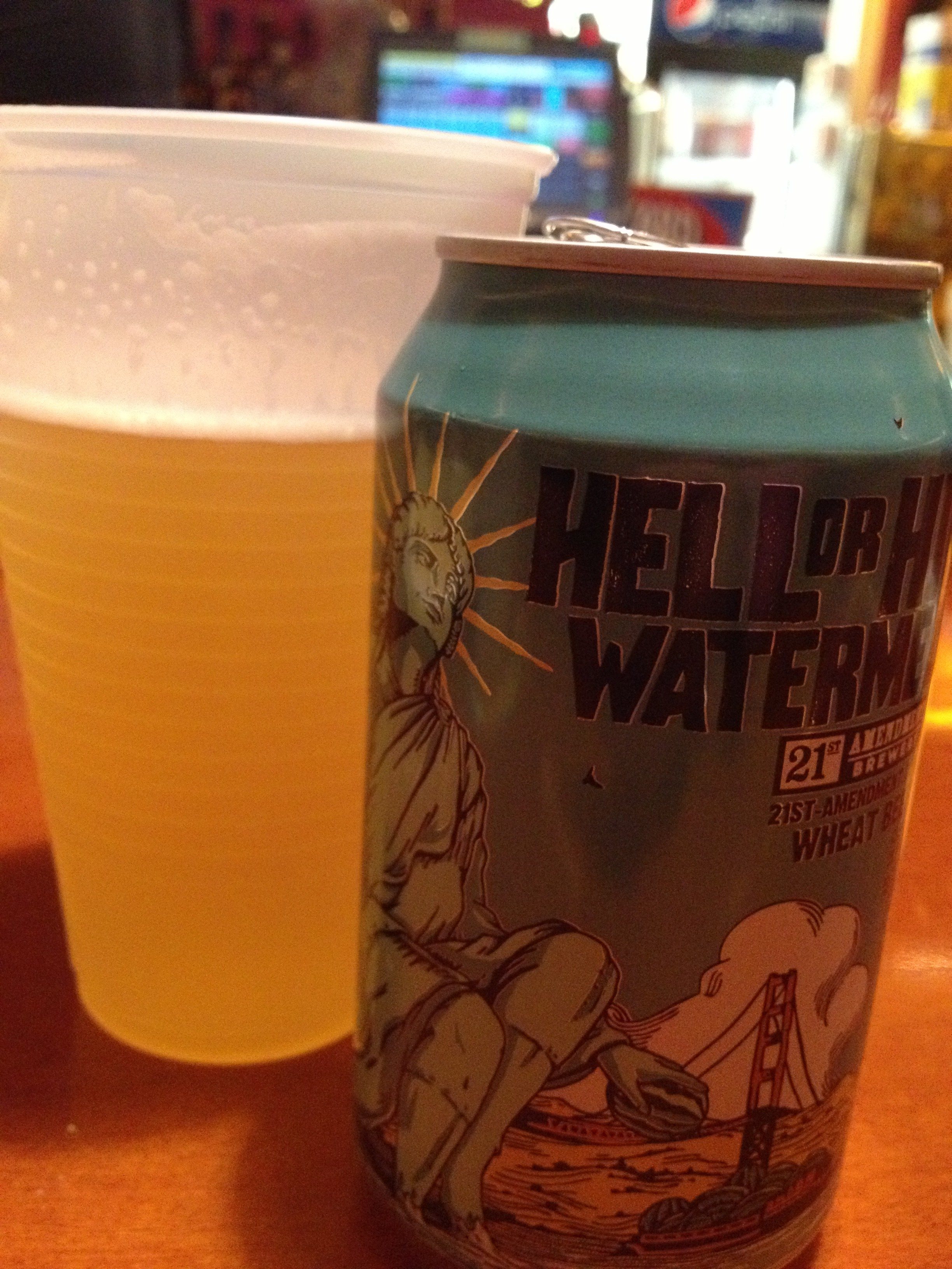 Watermelon Wheat