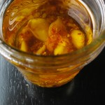 Spicy Garlic Oil