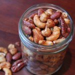 Holiday Tradition Redo {Spiced Nuts}