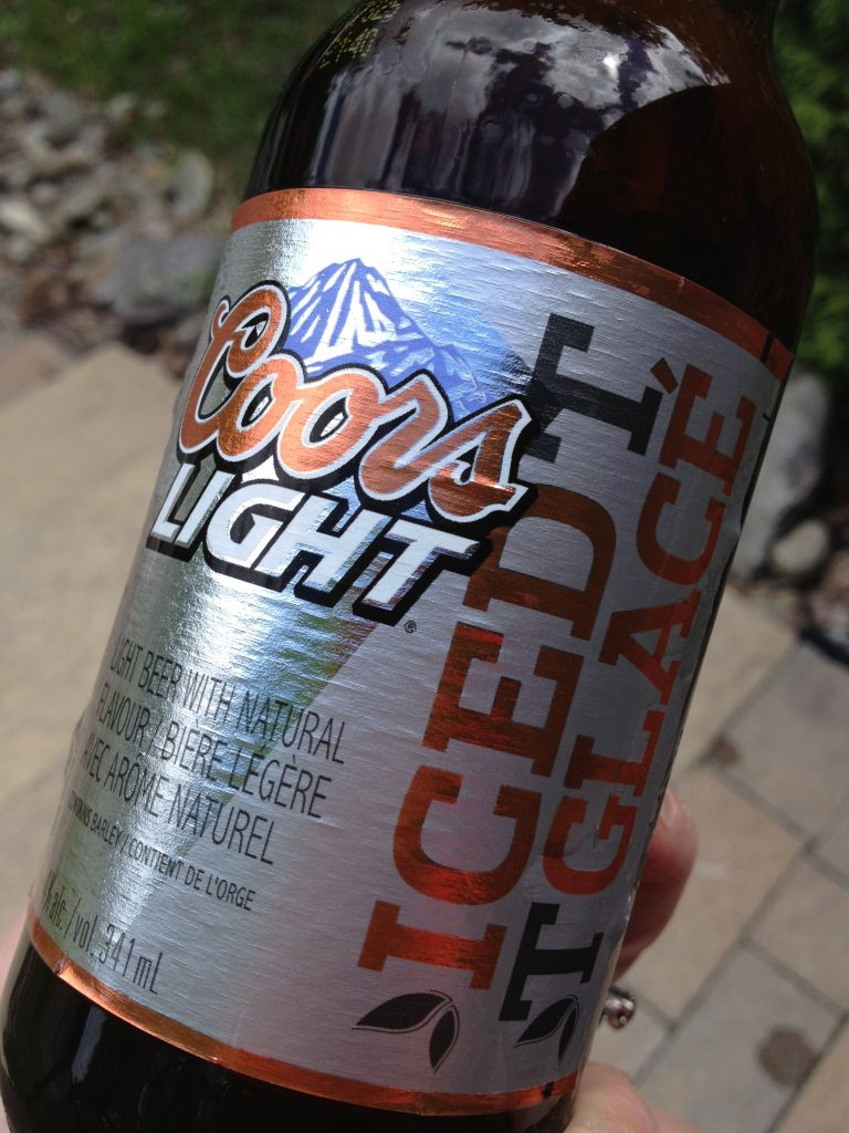 Coors Light Ice Tea