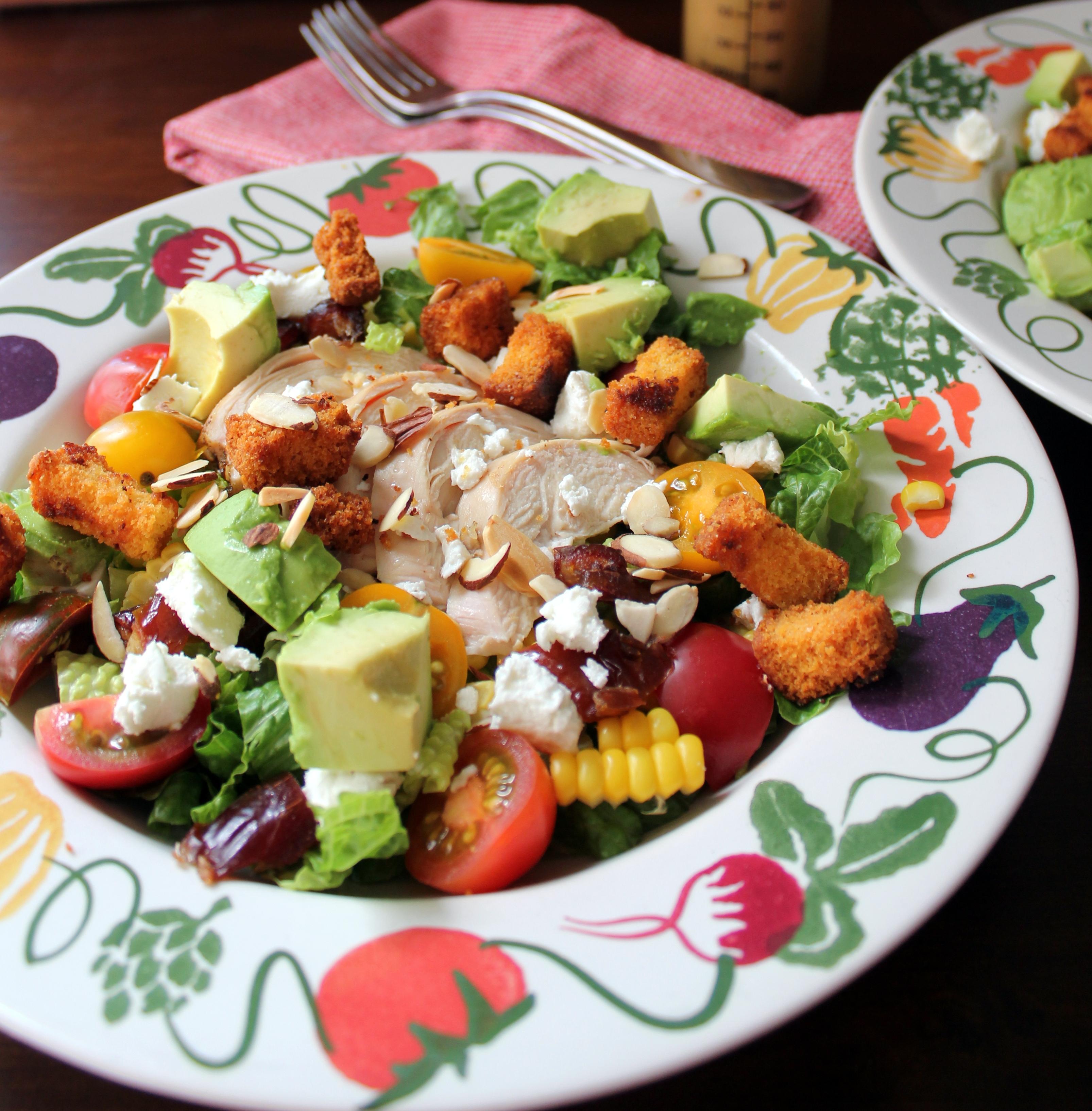 Bandera's macho salad