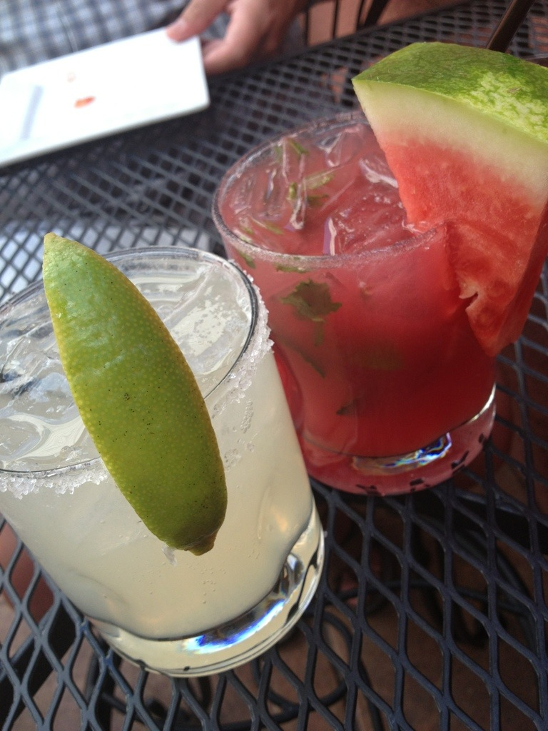 New Rebozo Cocktails