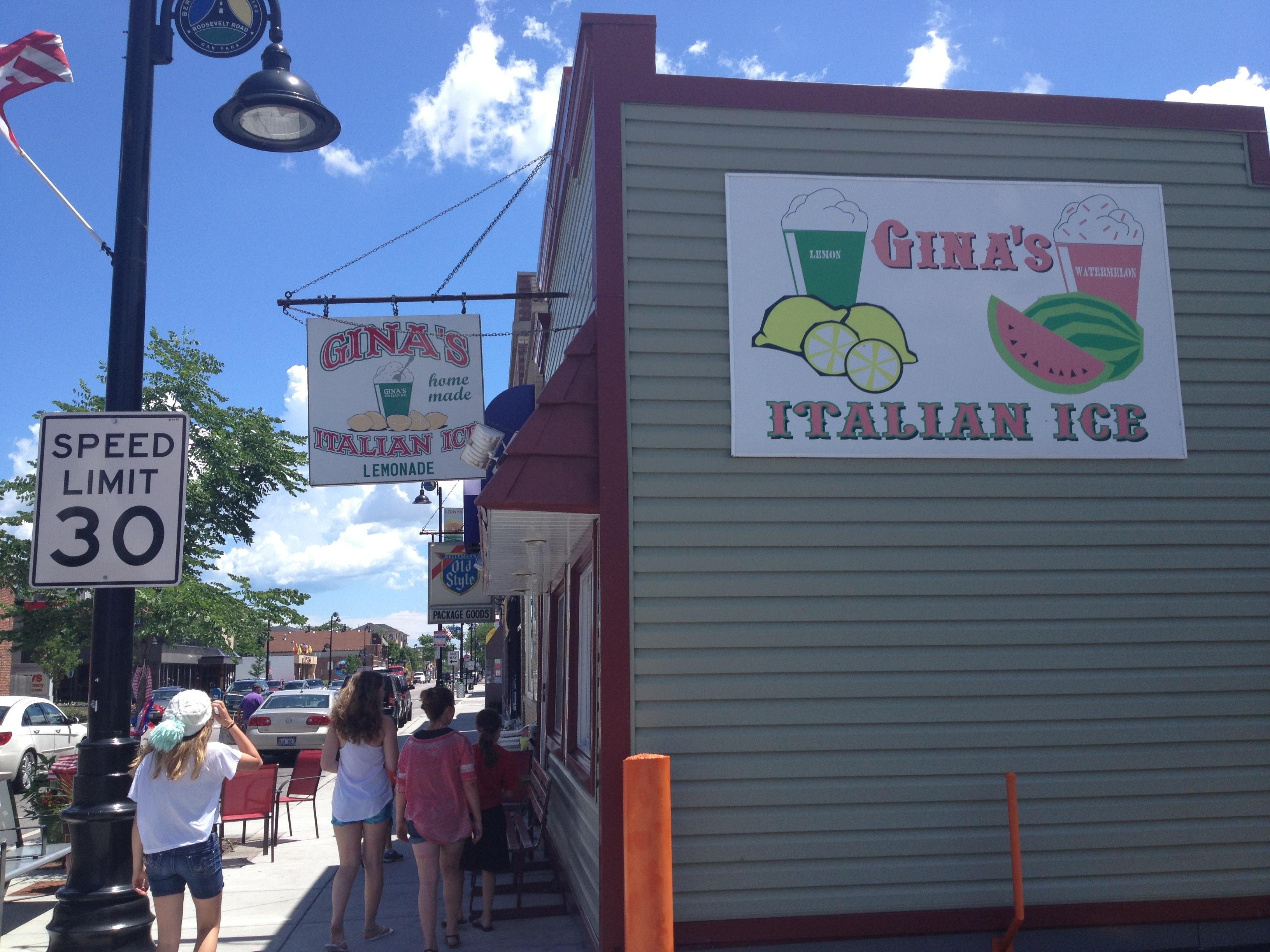 Gina's Italian Ice