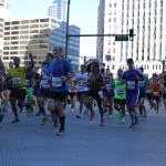 Chicago Half Marathon 2013