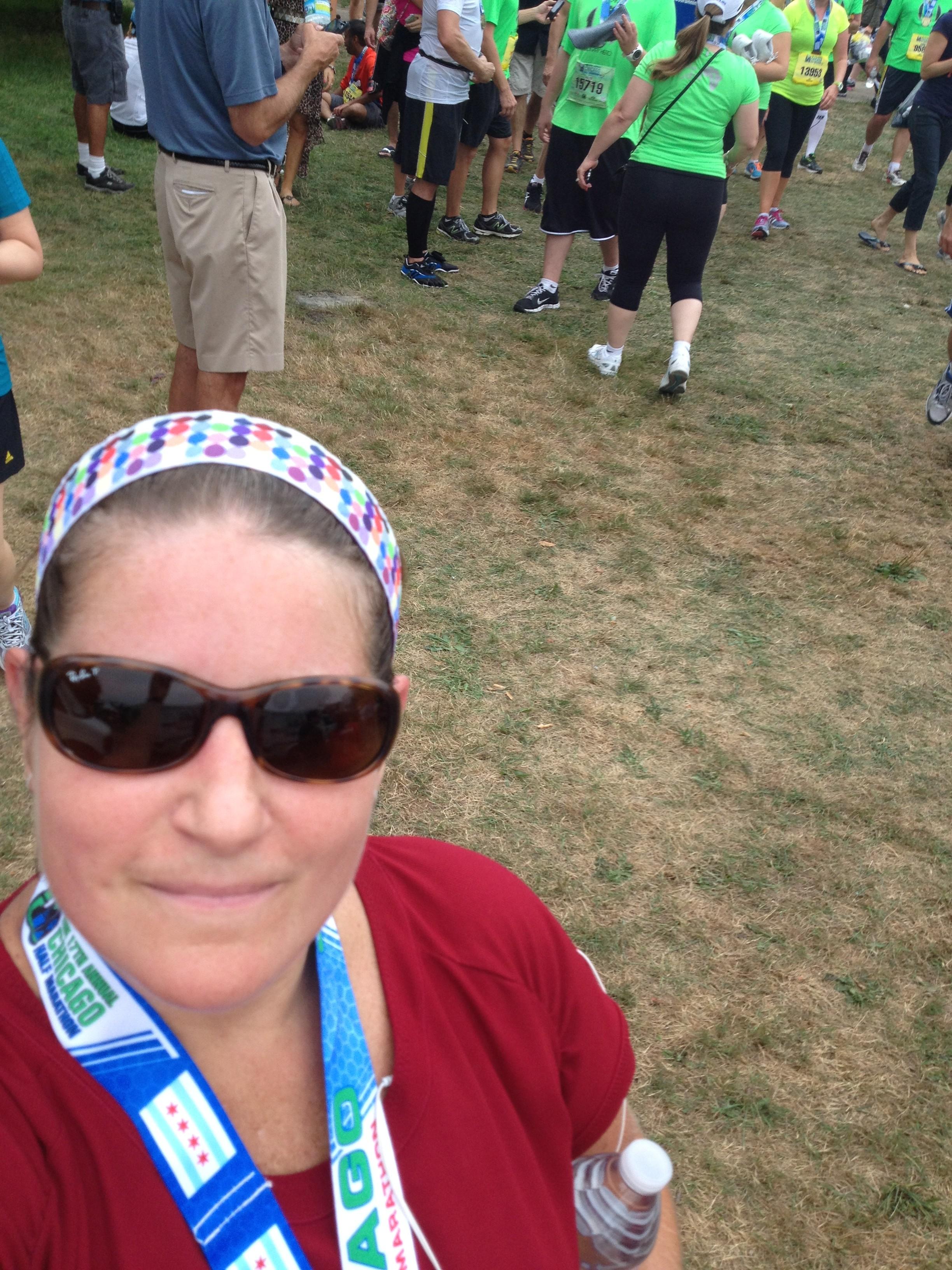 Chicago Half Marathon