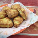 An Apple A Day {Apple White Cheddar Scones}