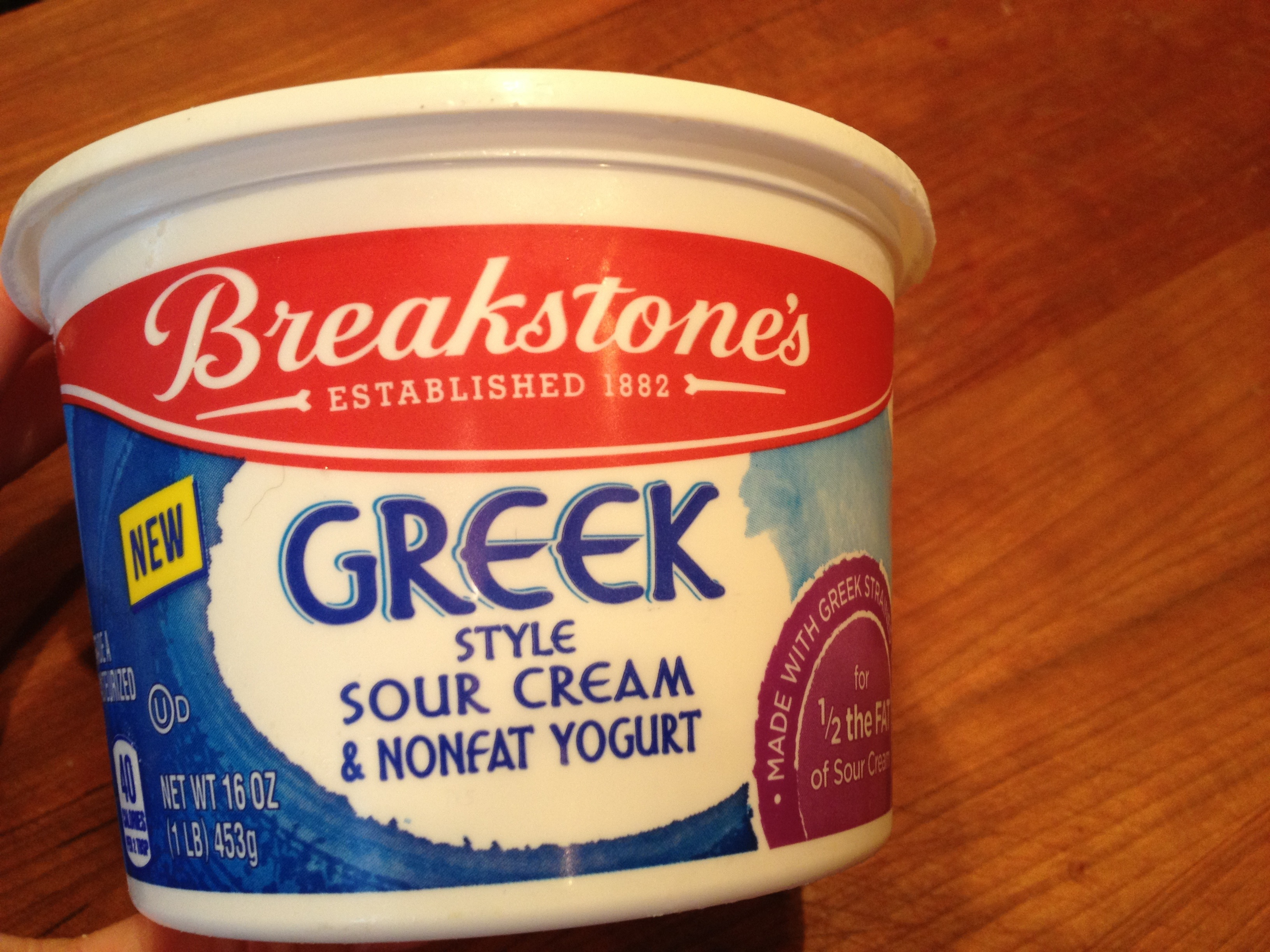Greek yogurt sour cream