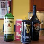 Irish Cake Bomb