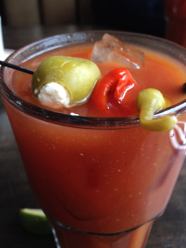 Little Goat Bloody Mary