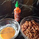 Sriracha Spiced Pecans