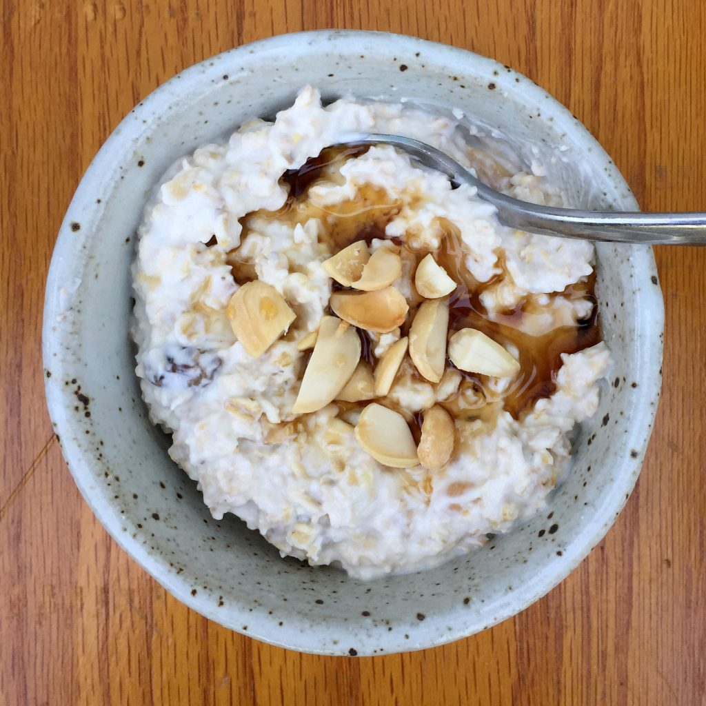Muesli maple