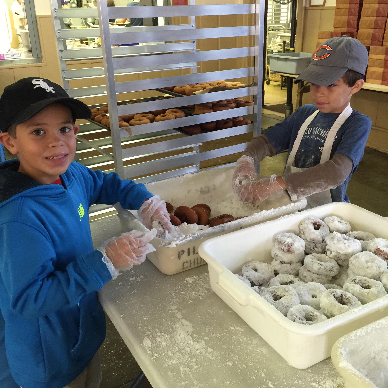 Donut Helpers
